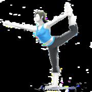 Entrenadora de Wii Fit SSB4 HD.png