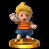 Trofeo de Lucas (peleador) SSB4 (3DS).png