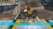 Agarre normal de Captain Falcon (2) SSB4 (Wii U).png