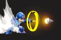 Vista previa de Bomba de choque en la sección de Técnicas de Super Smash Bros. Ultimate