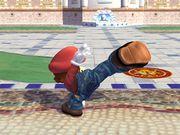 Ataque fuerte lateral hacia arriba Mario SSBB.jpg