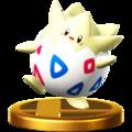 Trofeo de Togepi SSB4 (Wii U).png