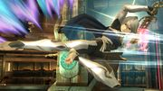 Corrin usando la patada trasera durante Embestida Dragon SSB4 (Wii U).jpg