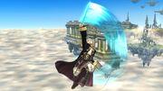 Ataque aéreo hacia arriba (2) Robin SSB4 (Wii U).JPG
