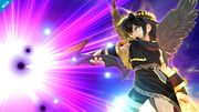 Pit Sombrío usando su Smash Final SSB4 (Wii U).jpg