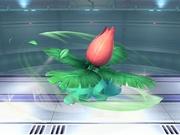 Ataque fuerte lateral Ivysaur SSBB.jpg