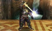 Burla inferior Ganondorf SSB4 (3DS).JPG