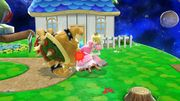 Lanzamiento hacia atrás Peach SSB4 Wii U.jpg
