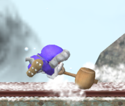 Ataque Smash lateral de Ice Climbers (2) SSBM.png
