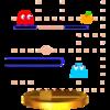 Trofeo de Pac-Maze SSB4 (3DS).png