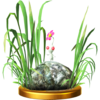Trofeo de Pikmin blanco SSB4 (Wii U).png