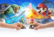Anuncio de los amiibo en Super Smash Bros. para Wii U.png