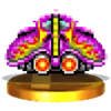 Trofeo de Fire Stingray SSB4 (3DS).png