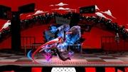 Ataque Smash hacia abajo de Joker+Arsene (2) Super Smash Bros. Ultimate.jpg
