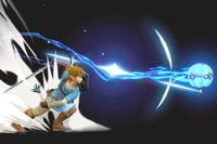 Vista previa de la Bomba remota en la sección de Técnicas de Super Smash Bros. Ultimate