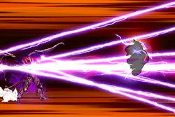 Vista previa de Final Blaster en la sección de Técnicas de Super Smash Bros. Ultimate