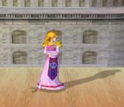 Pose de espera de Zelda (1-2) SSBM.png