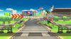 Pit, Fox y Samus en Circuito Mario (SSBB) SSB4 (Wii U).jpg
