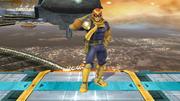 Burla inferior de Captain Falcon (1-1) SSB4 (Wii U).png