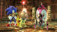 La Bomba Hocotate en Super Smash Bros. para Wii U