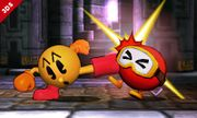 Pac-Man en el Smashventura SSB4 (3DS).jpg