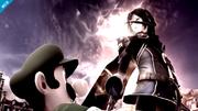 Luigi y Lucina con su Smash Final SSB4 (Wii U).png