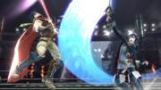 Lucina e Ike en el Cuadrilátero SSB4 (Wii U).png