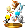 Trofeo de Animales de la Zona Windy Hill SSB4 (Wii U).png