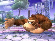 Ataque fuerte inferior Donkey Kong SSBB.jpg