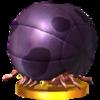 Trofeo de Megonita SSB4 (3DS).png