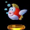 Trofeo de Cheep Cheep SSB4 (3DS).png