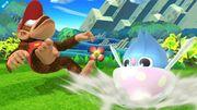 Inkay haciendo resbalar a Diddy Kong SSB4 (Wii U).jpg