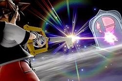 Vista previa de Sellar la cerradura en la sección de Técnicas de Super Smash Bros. Ultimate