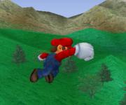 Ataque aéreo hacia adelante de Mario SSBM.png