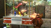 Donkey Kong y Olimar en Garden of Hope SSB4 (Wii U).jpg