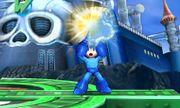 Ataque Smash hacia arriba de Mega Man (2) SSB4 (3DS).jpeg
