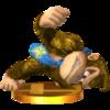 Trofeo de Donkey Kong (alt.) SSB4 (3DS).png