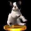 Trofeo de Nintendog SSB4 (3DS).png