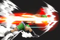 Vista previa de Directo concentrado en la sección de Técnicas de Super Smash Bros. Ultimate