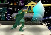 Danza del Sable Estela Verde Arriba SSBM.png