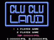 Pantalla principal Clu Clu Land.jpg