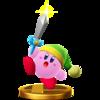 Trofeo de Kirby Espada SSB4 (Wii U).png
