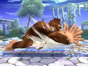 Ataque Smash lateral Donkey Kong SSBB.jpg