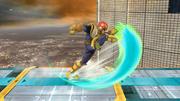 Ataque Smash inferior de Captain Falcon (1) SSB4 (Wii U).png