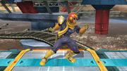 Pose de espera de Captain Falcon (2-2) SSB4 (Wii U).png