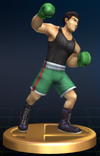Trofeo de Little Mac SSBB.png