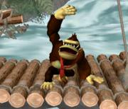 Ataque fuerte hacia arriba de Donkey Kong SSBM.png