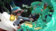Inkling chico y Luigi en la Mansión de Luigi SSBU.jpg