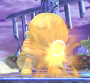 Ataque Smash superior Lucas SSBB (1).png