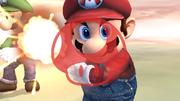 Pose de victoria hacia arriba (1) Mario SSBB.png